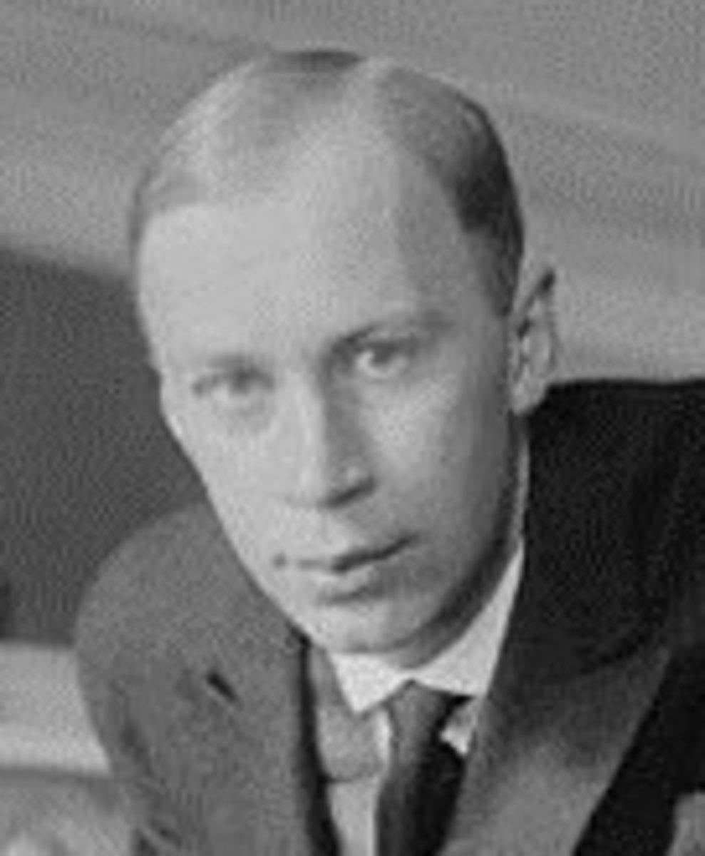 Sergei Prokofiev.