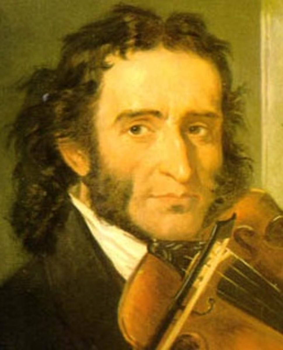 Niccolo Paganini.