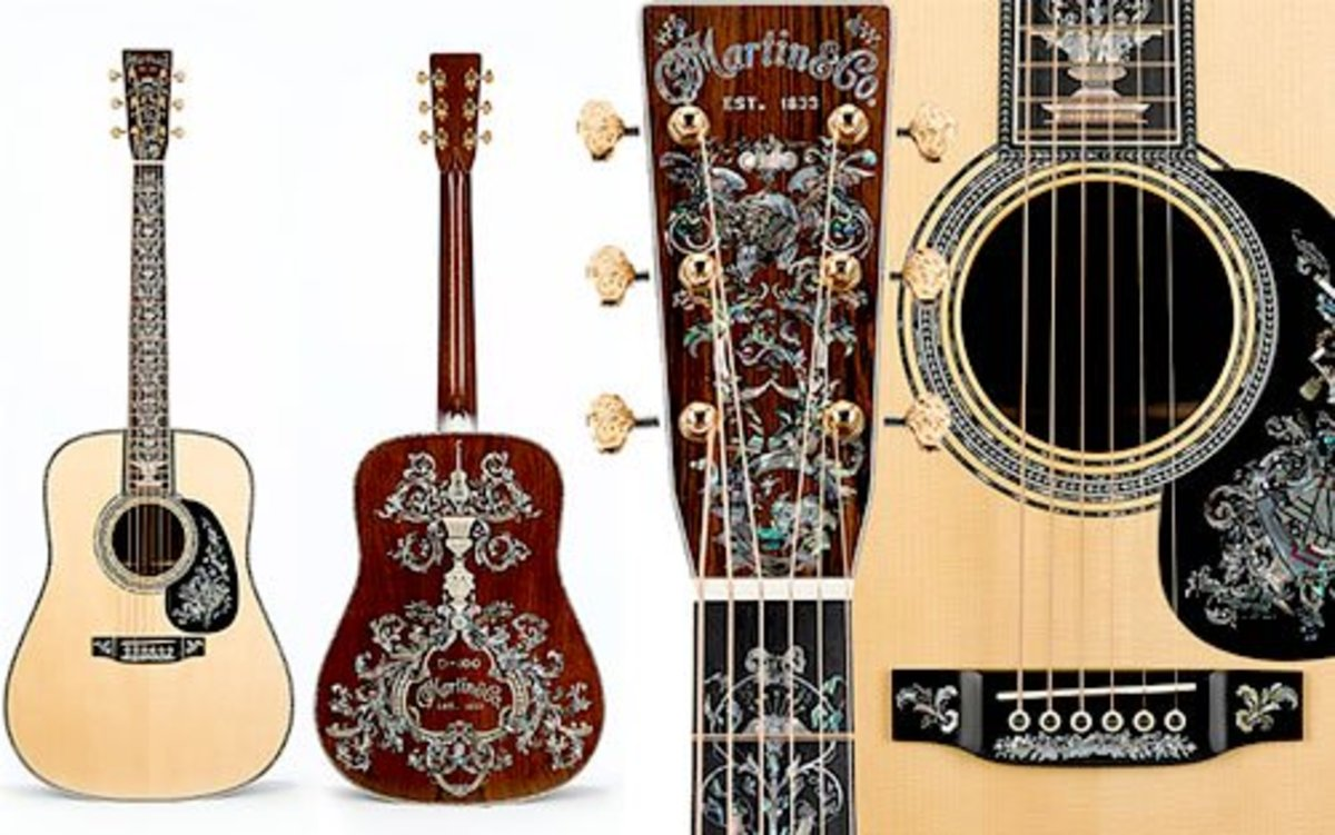 Sweetwater has a client base willing to pay $90,000 for a new Martin D-100