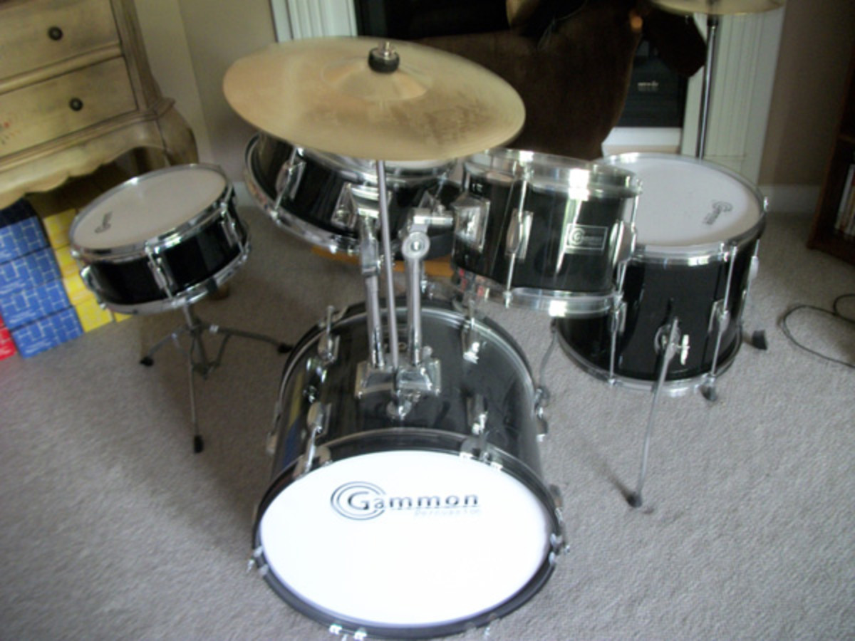 gammon-junior-drum-set-review