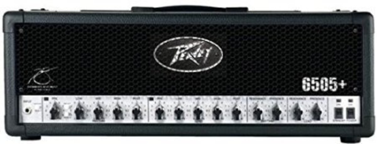 For many guitar players, the Peavey 6505 is the best metal amp out there.