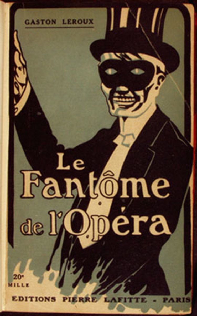 Phantom of the Opera is the perfect romantic music.