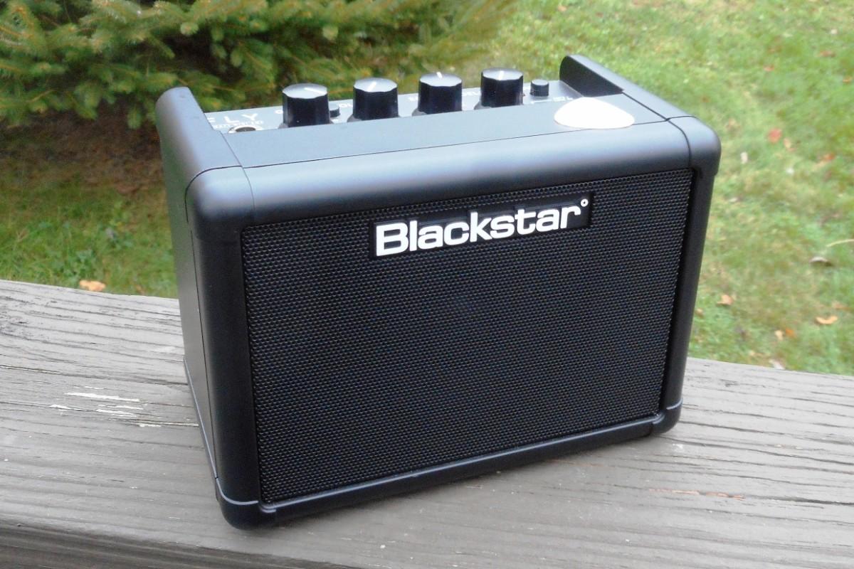 My Blackstar Fly.
