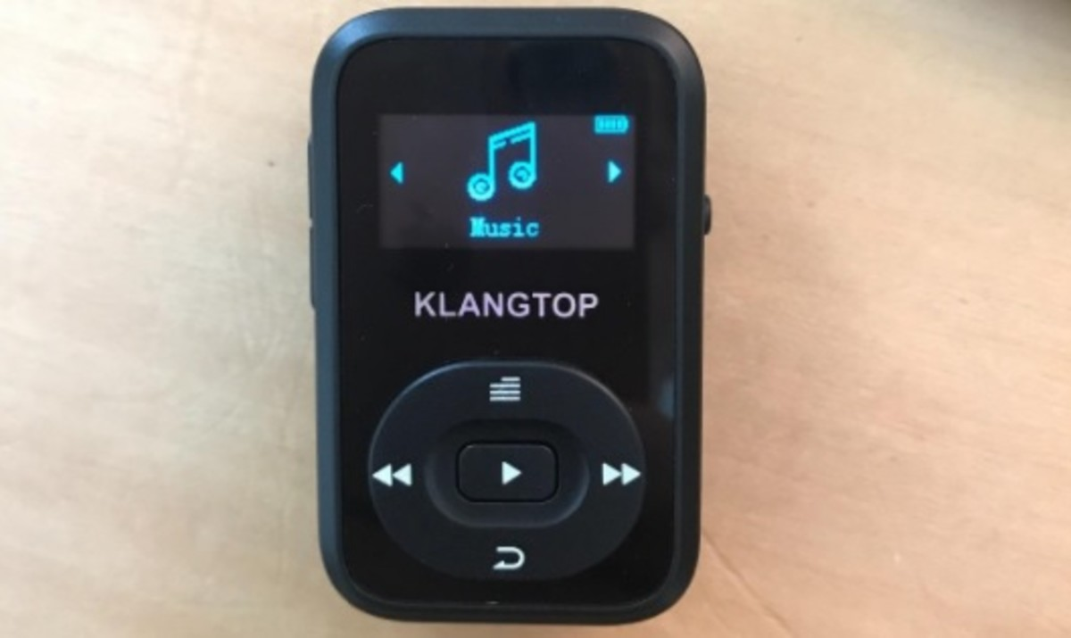 Klangtop MP3 Bluetooth Compatible Player