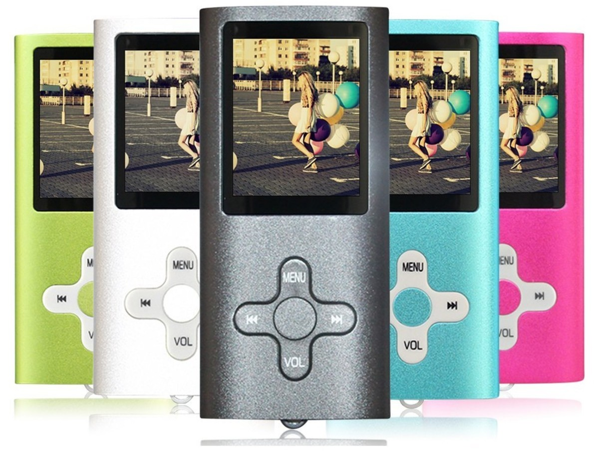 cheap and good mp3 players under 25