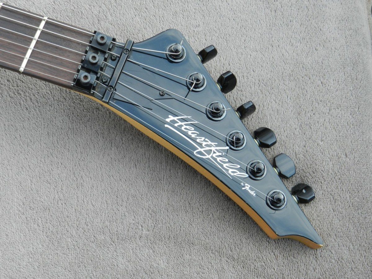 The Talon was a metal guitar made by Fender