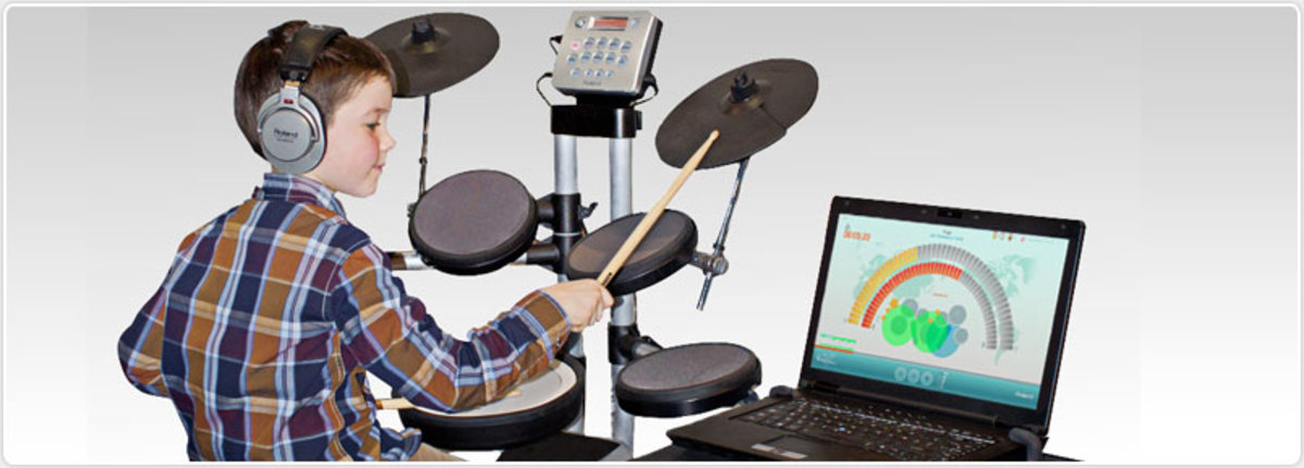 2019 S Best Electronic Drum Sets For Kids And Beginners Spinditty