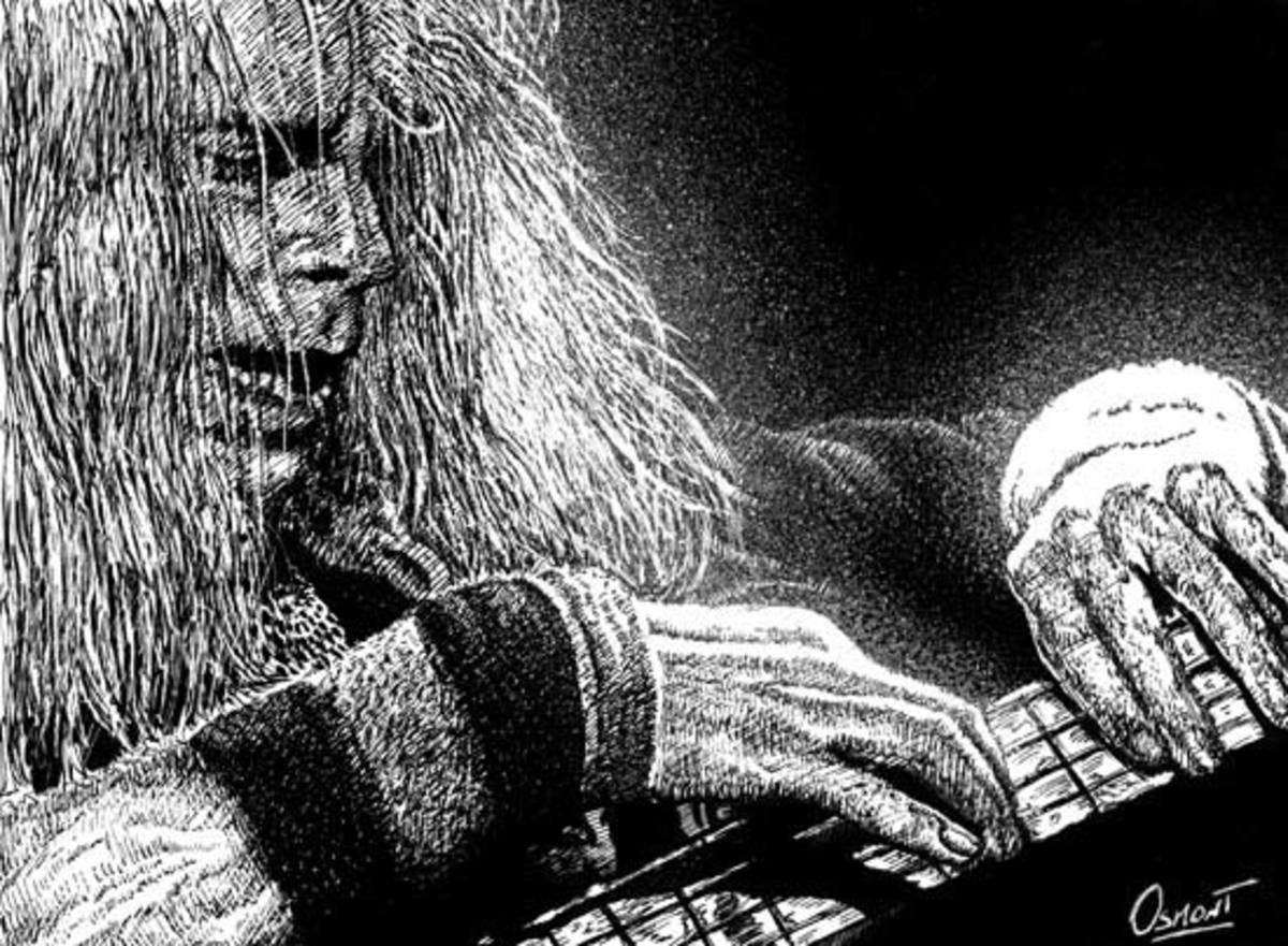 Cool image I found online of Billy Sheehan