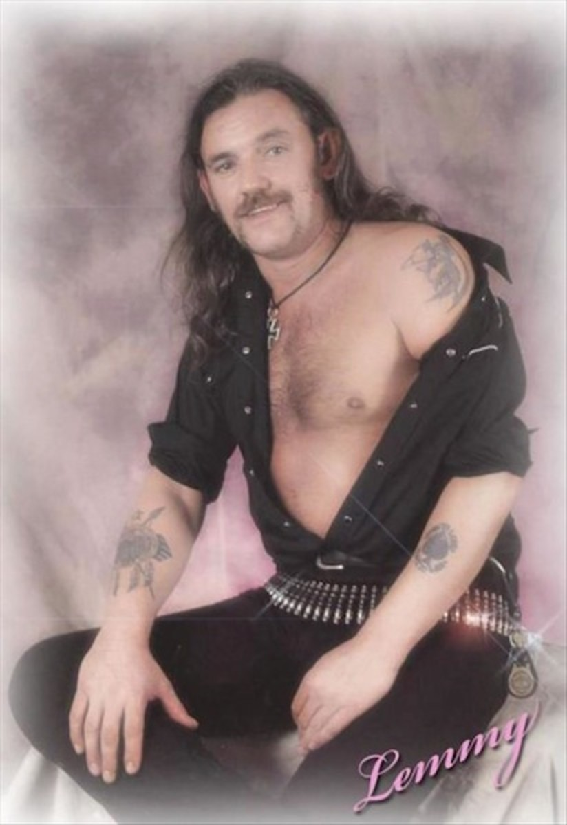 WHO would cheat on Lemmy?