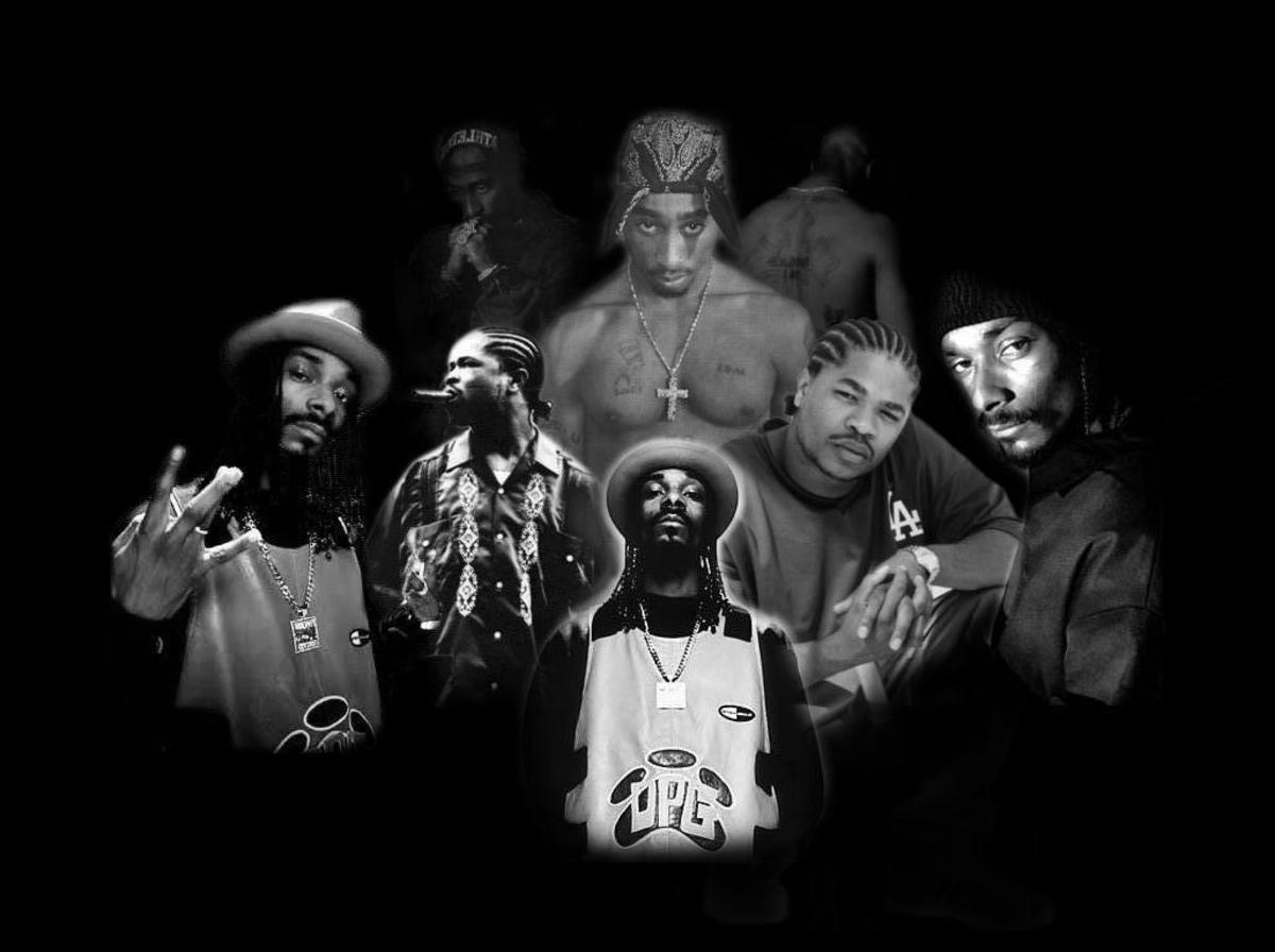 Famous Hip-Hop MCs