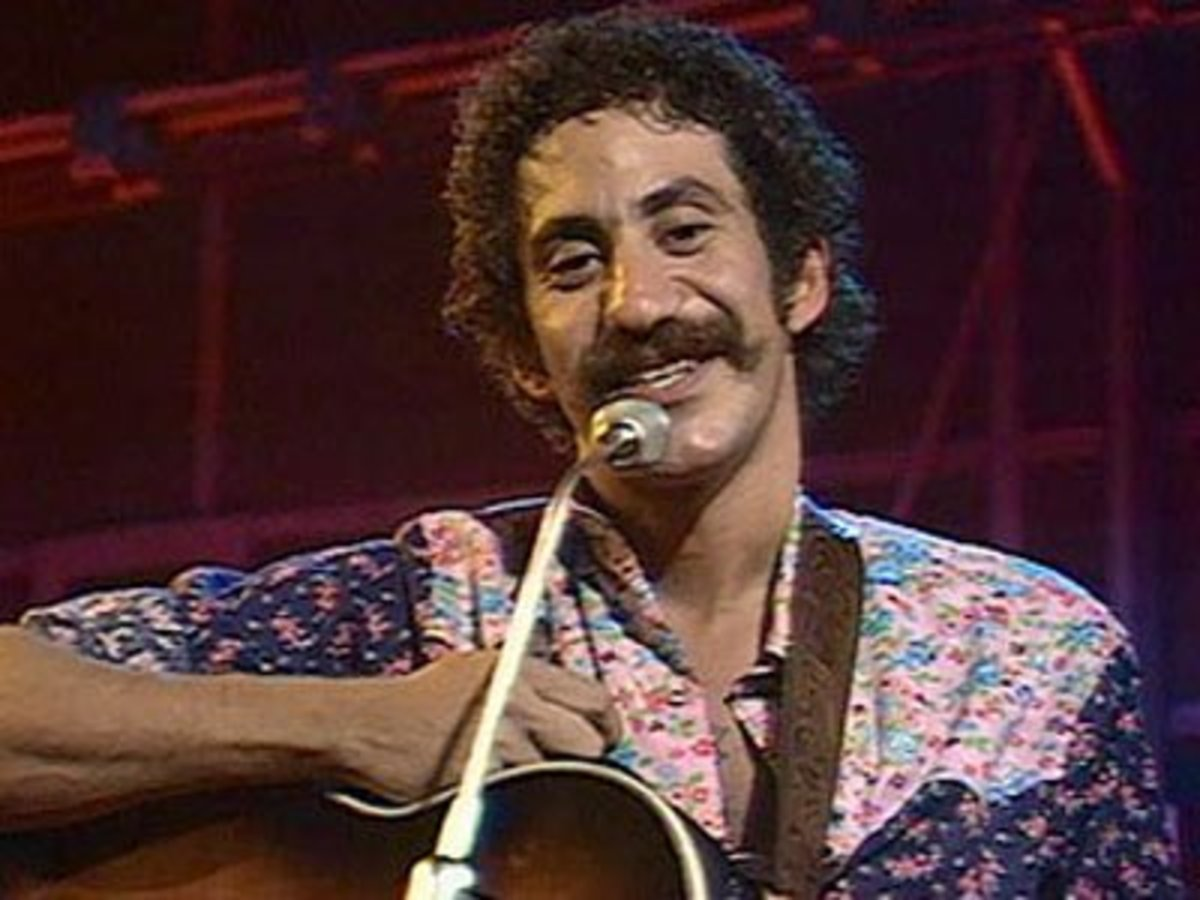 The late composer-singer, Jim Croce