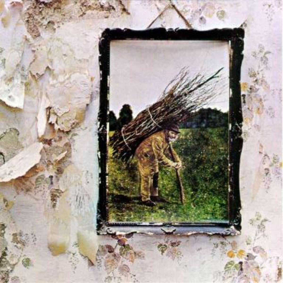 "The ""Zoso"" album, aka Led Zeppelin IV"