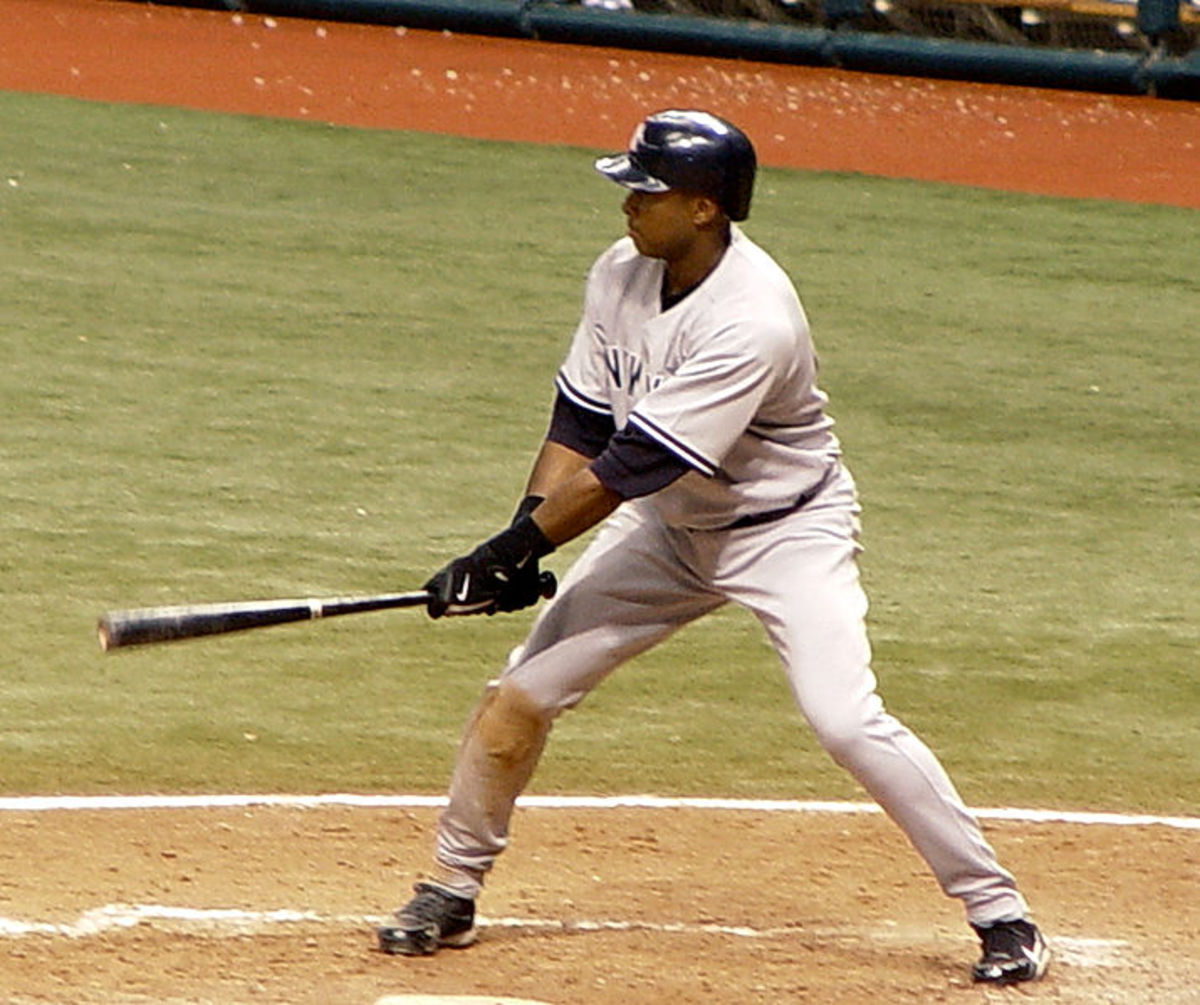 Former New York Yankee Major League Baseball player Bernie Williams is also an accomplished musician.