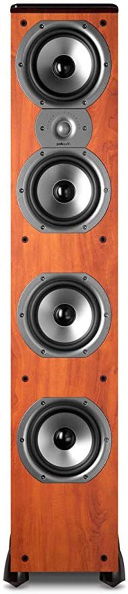 Polk Audio TSi500 Floorstanding Speaker.