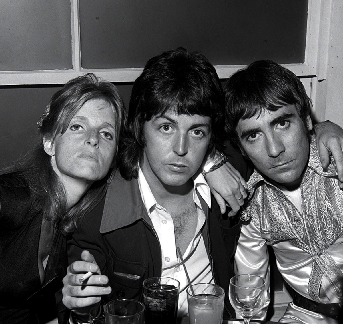 Linda, Paul and Keith