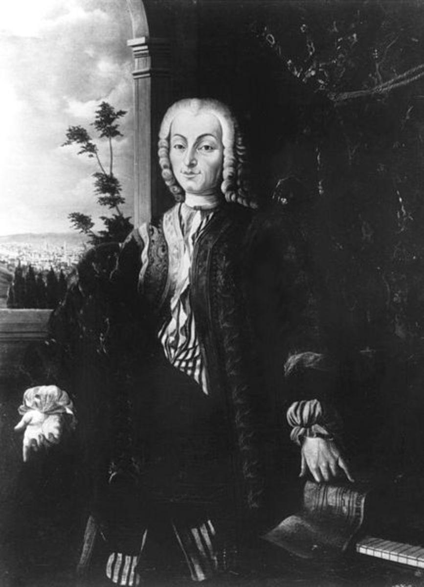 Bartolomeo Cristofori, the inventor of the piano
