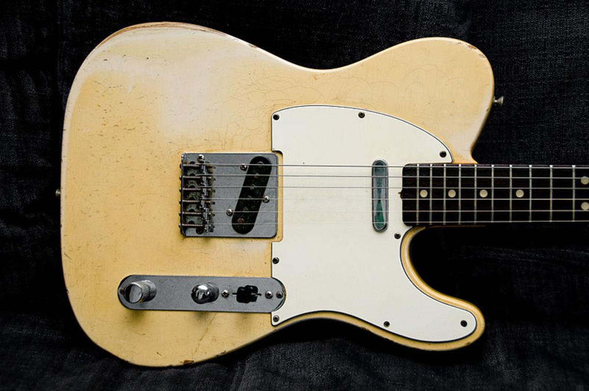 '66 Fender Telecaster