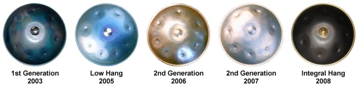 Alternatives to the Hapi Drum - Hand Pans