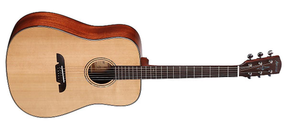 Alvarez MD60 Masterworks Dreadnought Spruce Top Solid Wood Acoustic Guitar