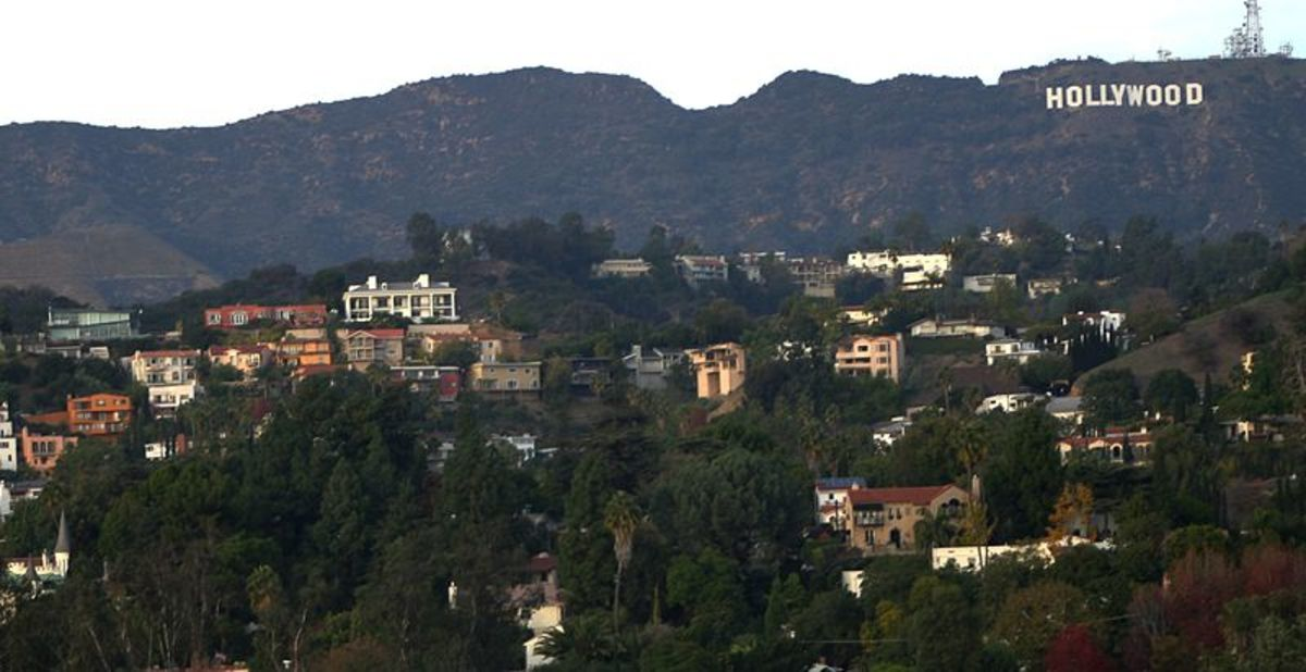 Hollywood Hills, 2011