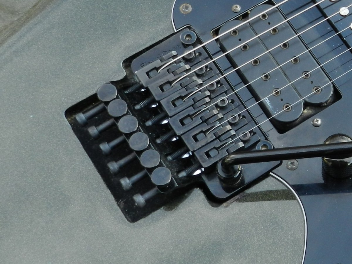 Floyd Rose Original Bridge