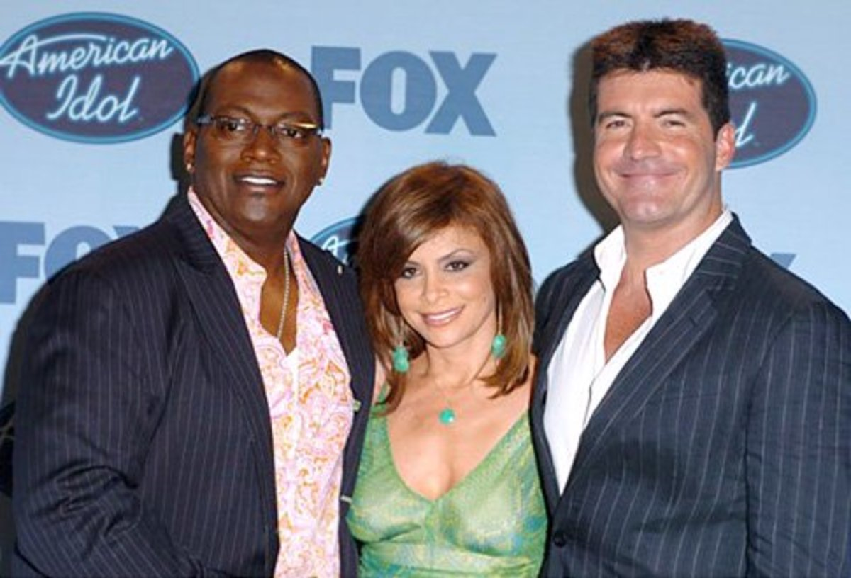 Randy, Paula and Simon- the original (and, in my opinion, best) American Idol judges!