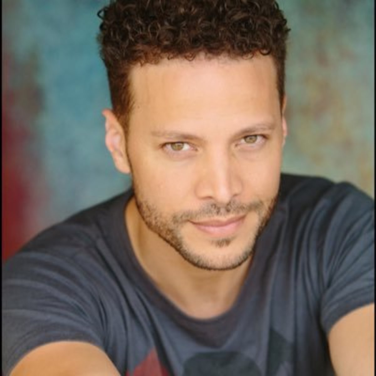Justin Guarini now!