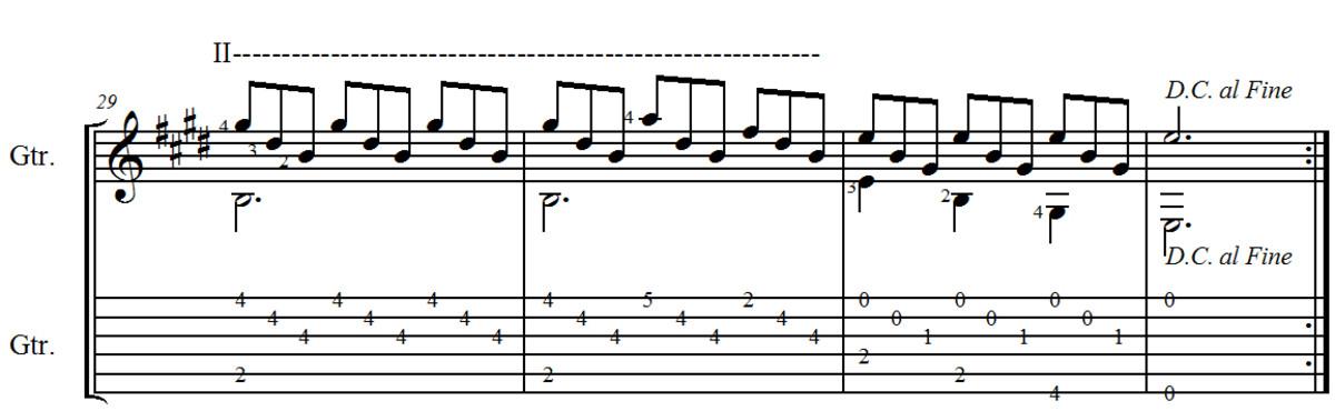 Romance - Classical Guitar Arrangement