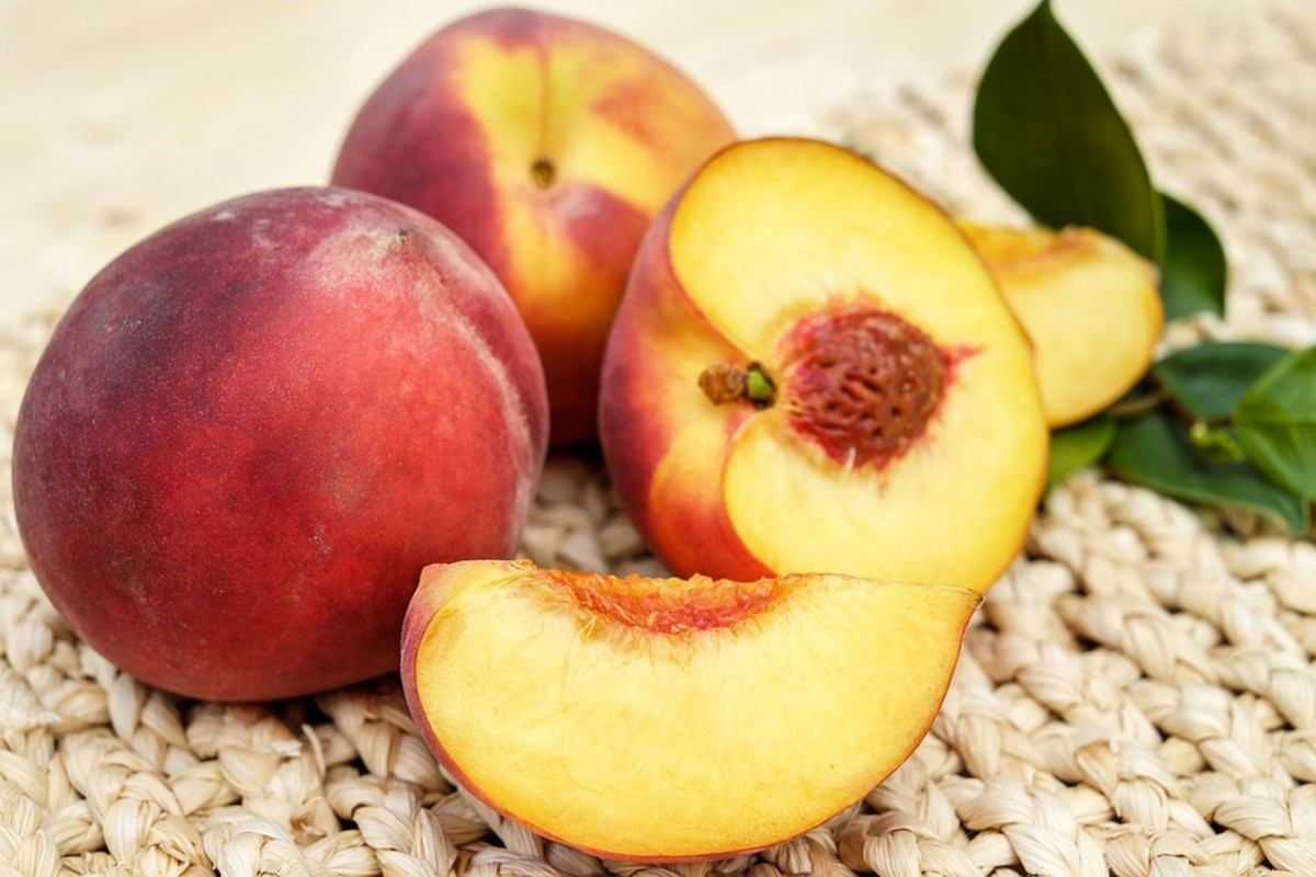 August 22nd is National Eat-a-Peach Day.