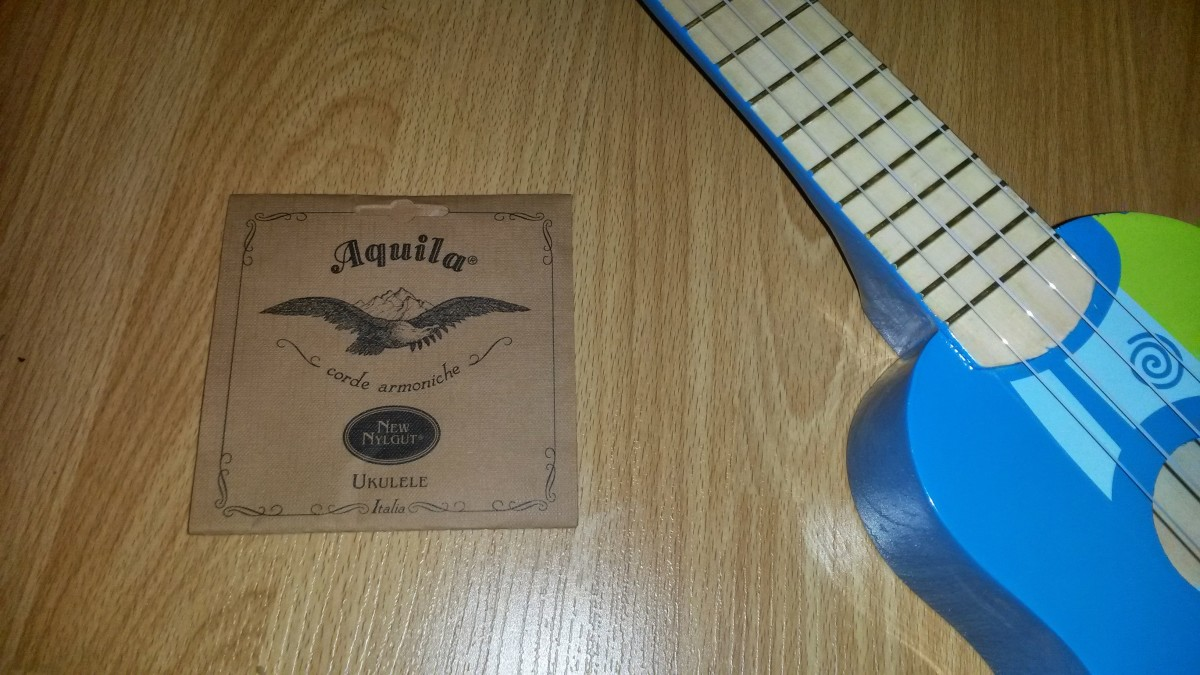 A good quality set of strings.