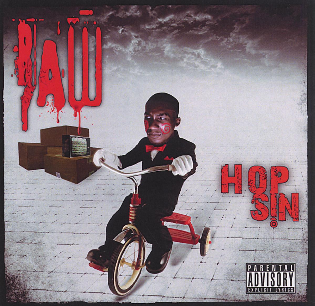 Hopsin - Raw [2010]