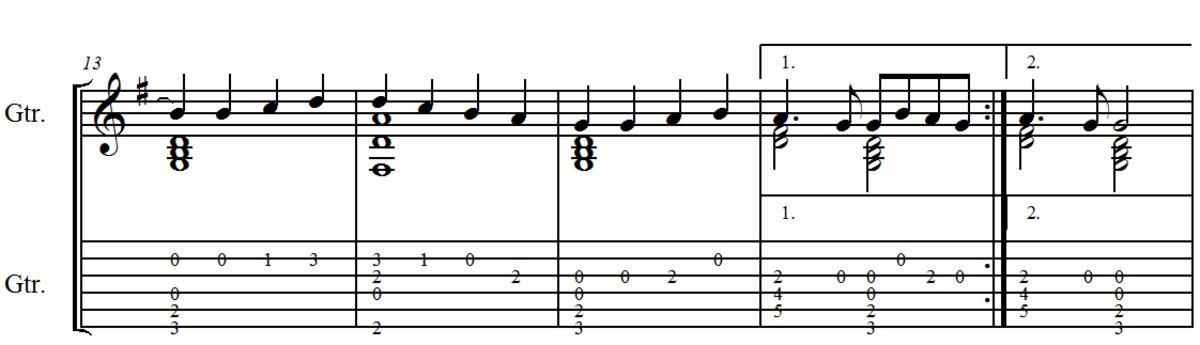 Ode to Joy - L.V. Beethoven