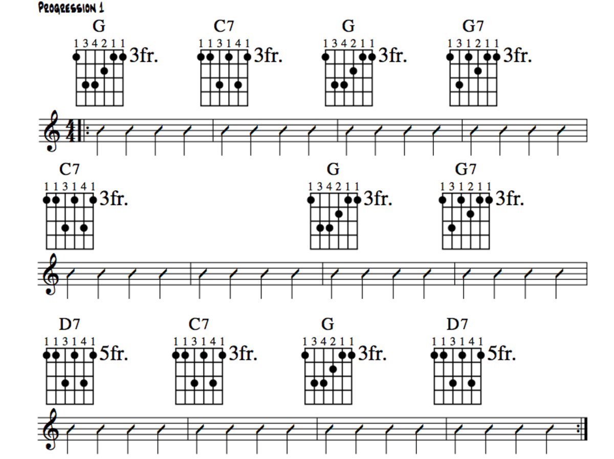 Jazz Guitar Lessons • Jazz Chord Substitution Part Two • Altered ...