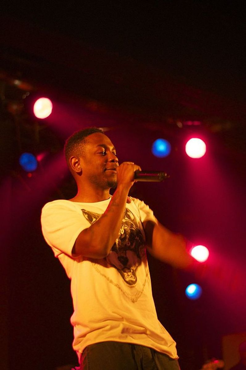 King Kendrick reigns