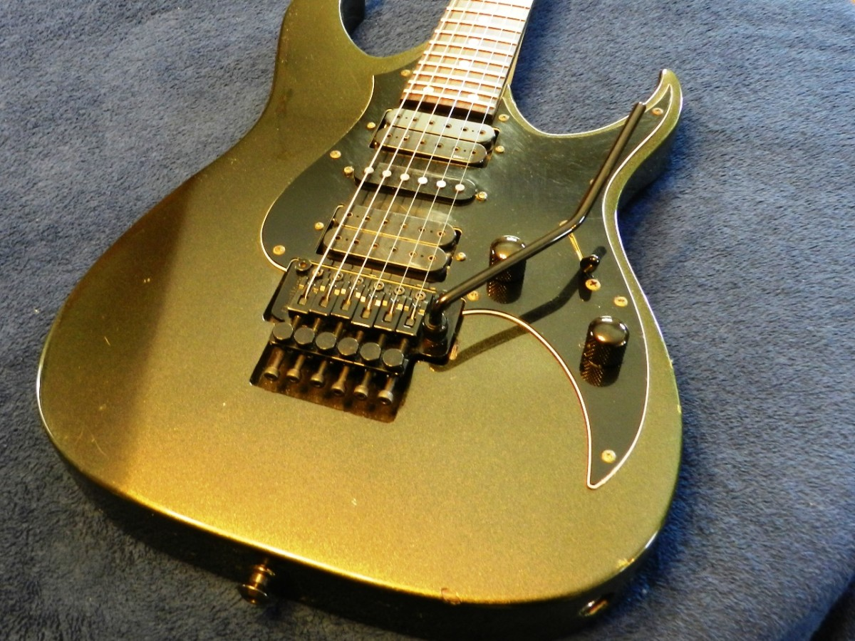 Used doesn't have to mean bad. My 25-year-old Heartfield Talon has some battle scars, but it's still a great guitar.