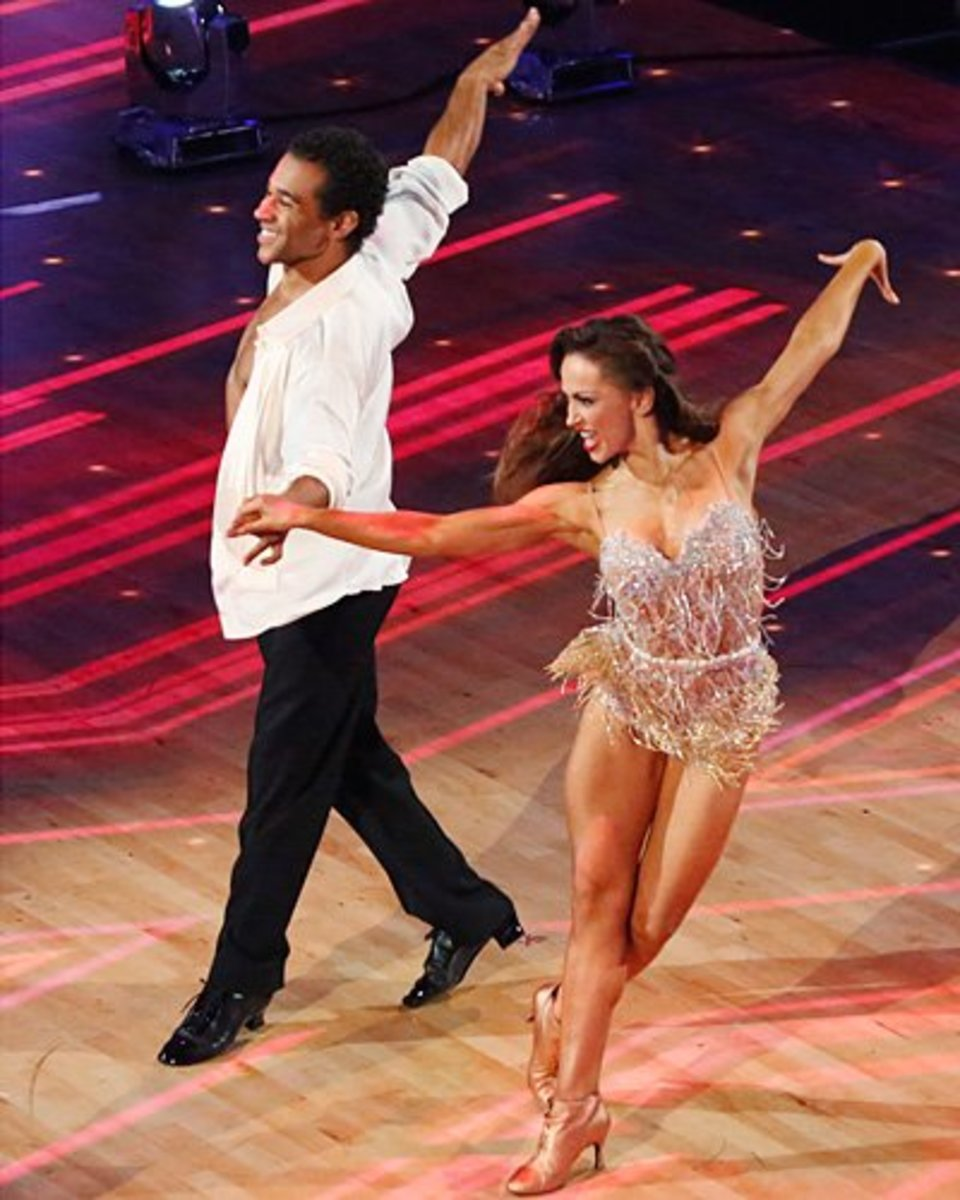 Cha-cha on Dancing with the Stars