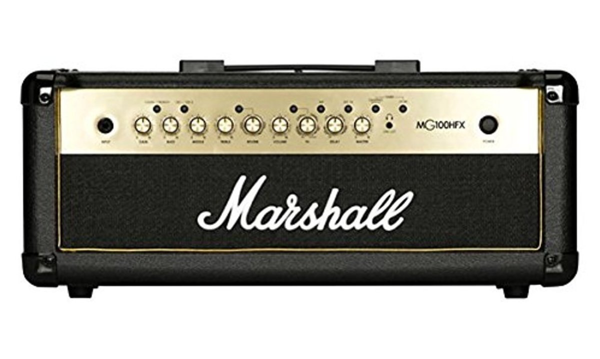 Marshall MG100HGFX Guitar Amp