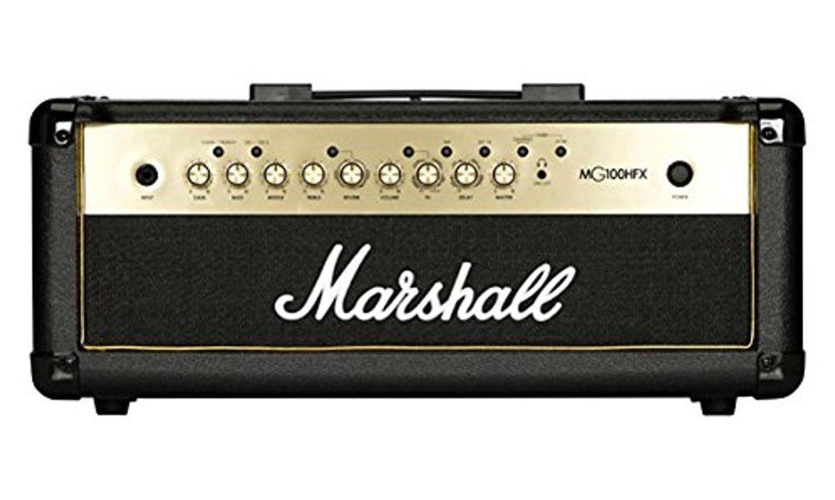 Marshall MG100HGFX Guitar Amp