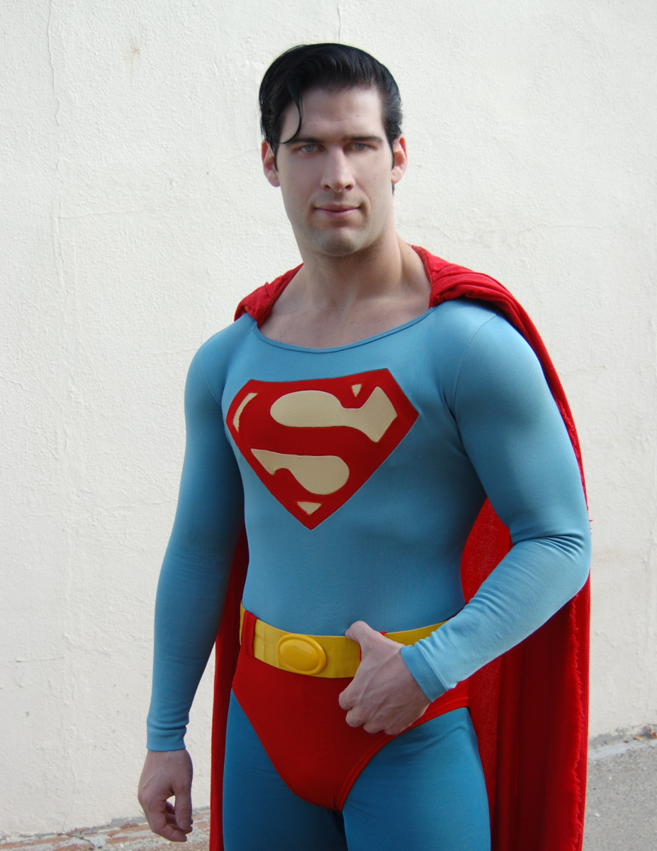 While this guy is merely having fun dressing up as Superman, actual narcissists see themselves as truly superior and unique.  Narcissists tend to be men by a 3-to-1 margin.