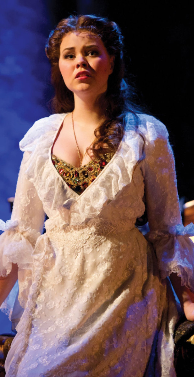 Top 11 Best Actress Interpretations of Christine Daae