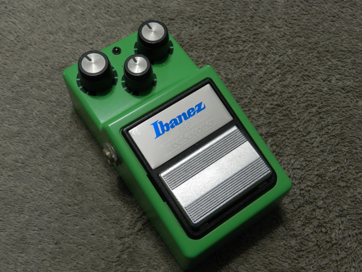 Ibanez Tube Screamer Overdrive