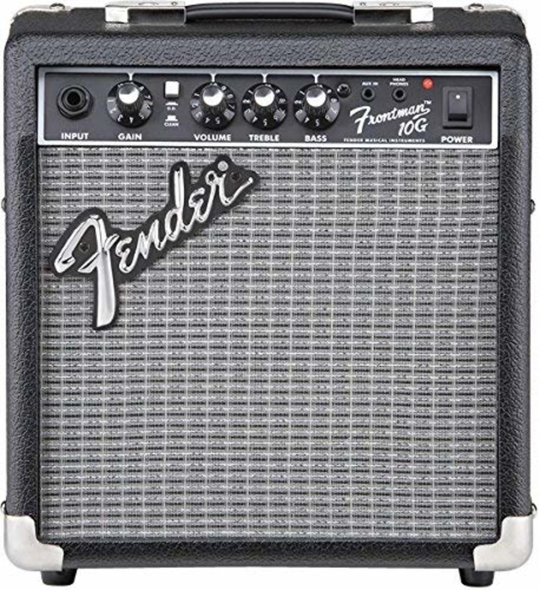 Fender Frontman 10 Guitar Amp