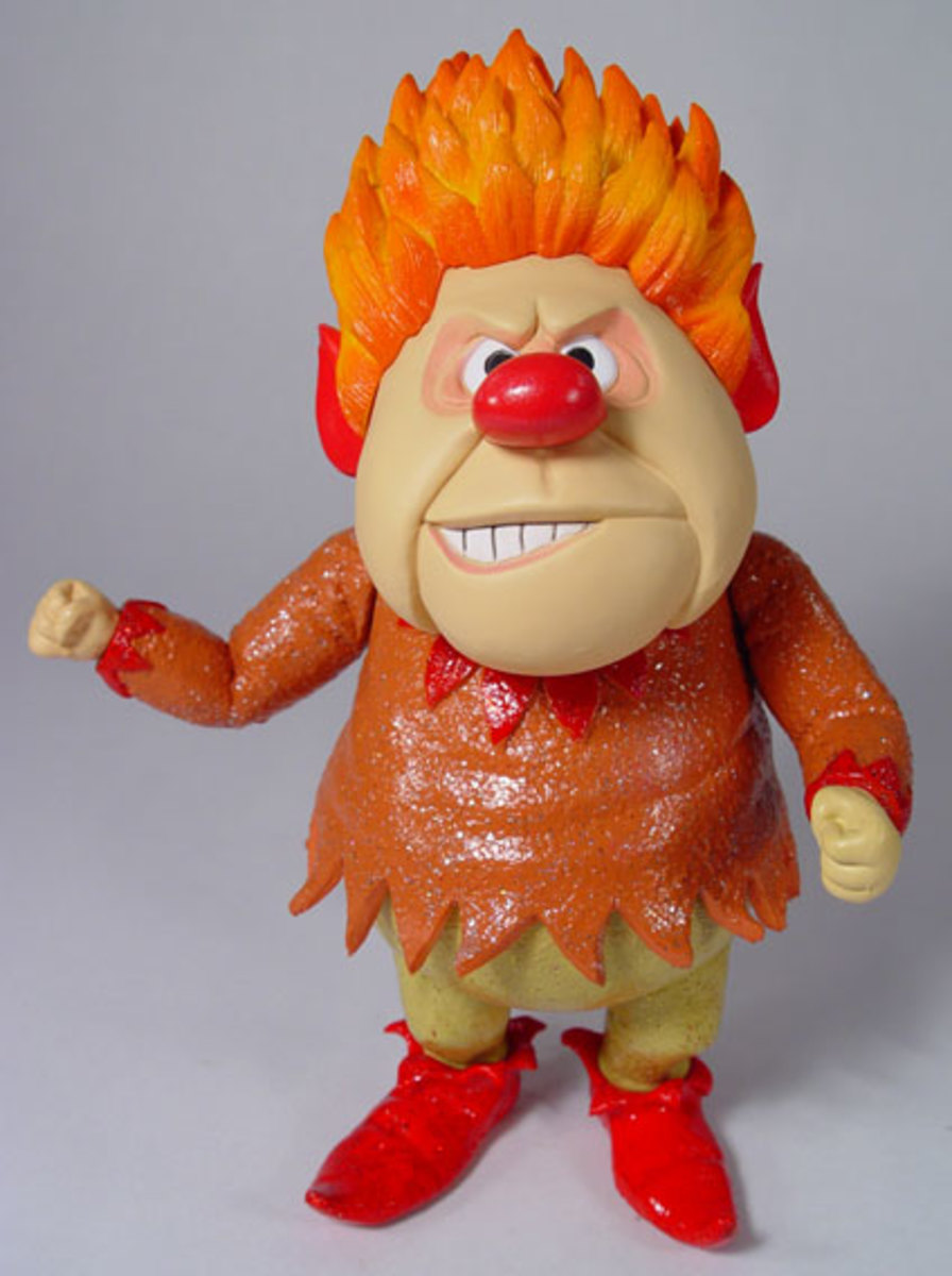Hot flashes are like having the Heat Miser pop in for a surprise visit.