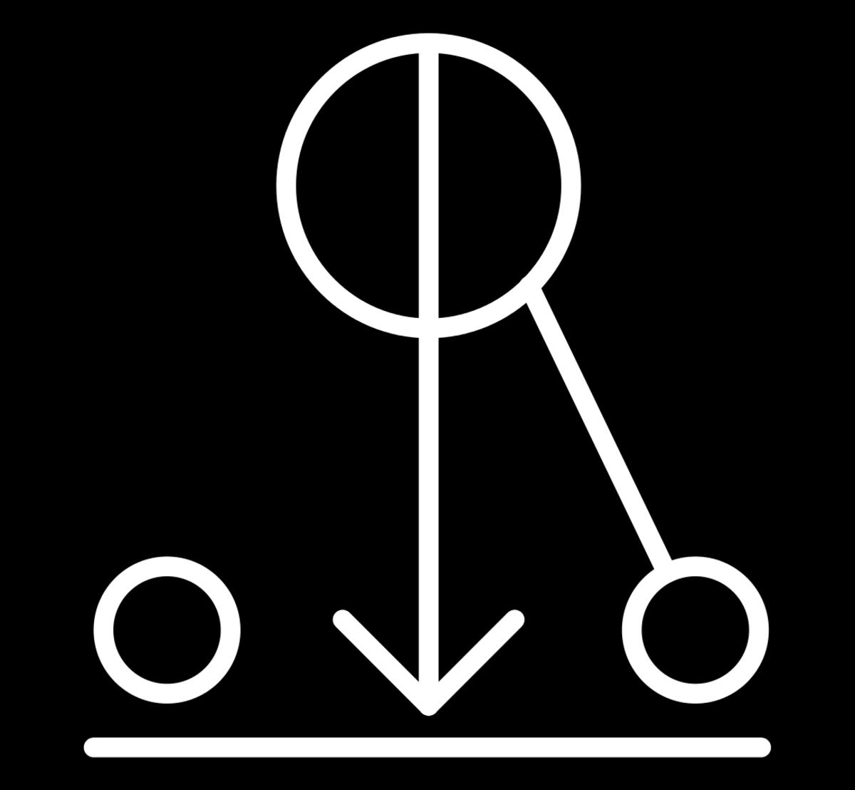 Graphic Artist Derek Riggs Signature Logo