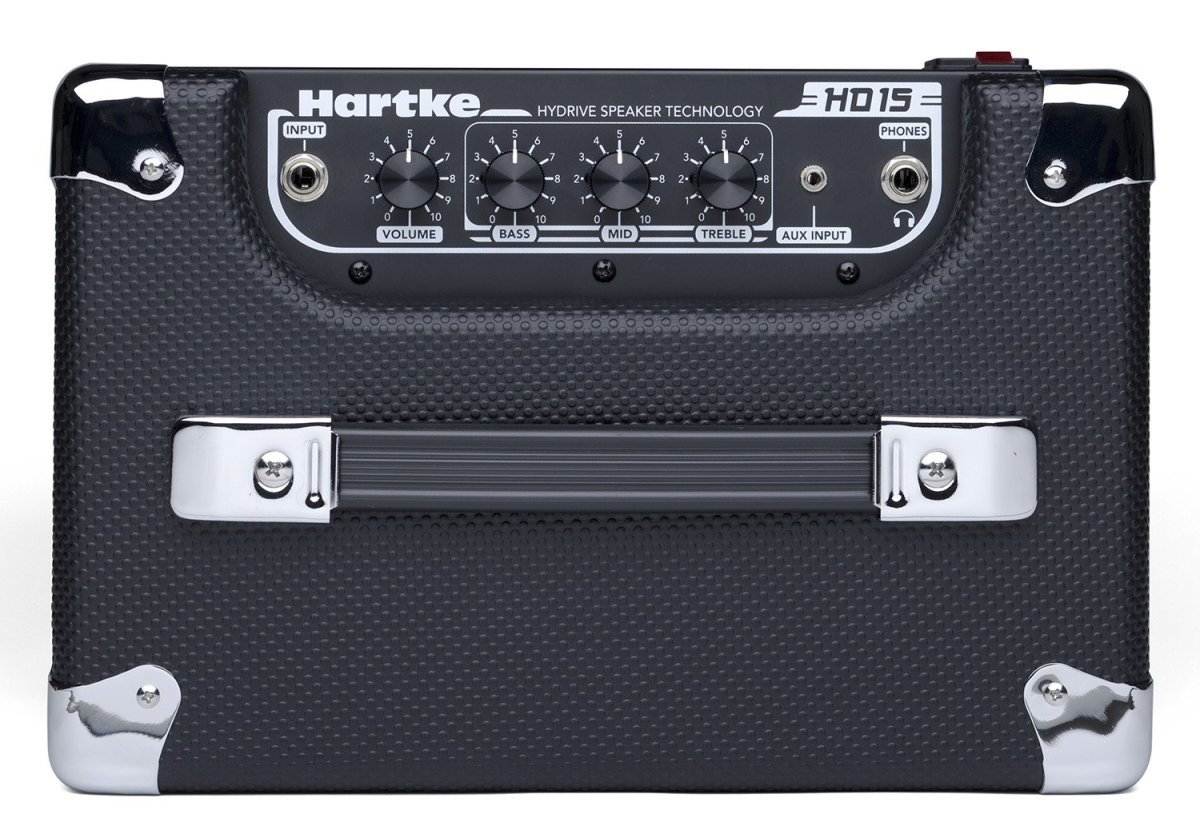 Hartke HD15 Top Panel