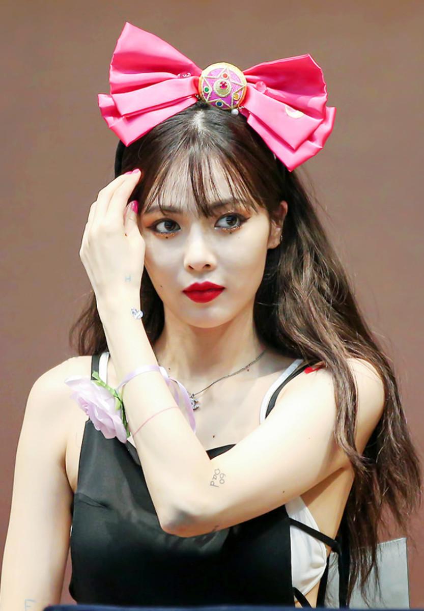 Hyuna (4minute)