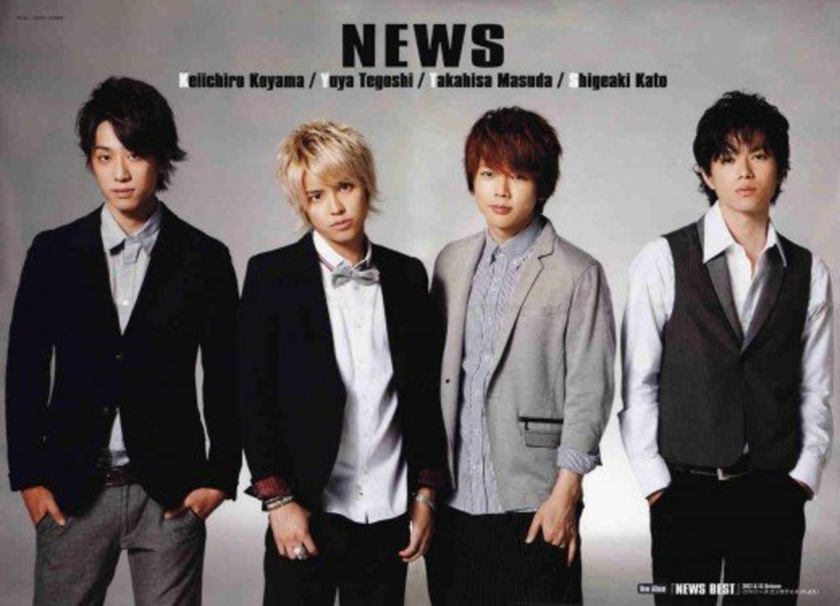 The Top 10 Most Popular Japanese Boy Bands | Spinditty