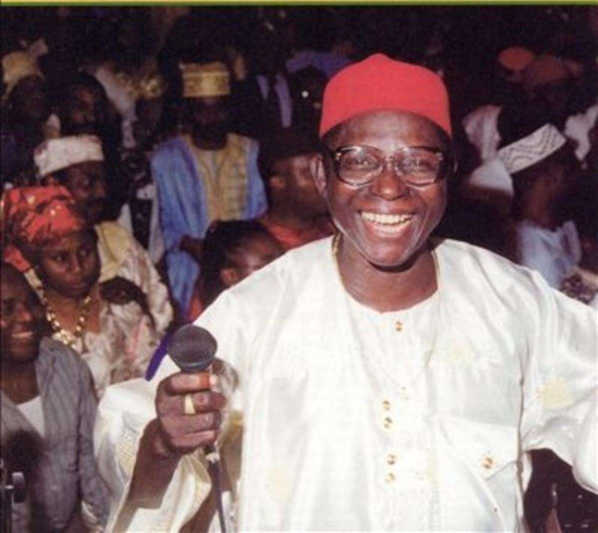 Chief Osita Osadebe