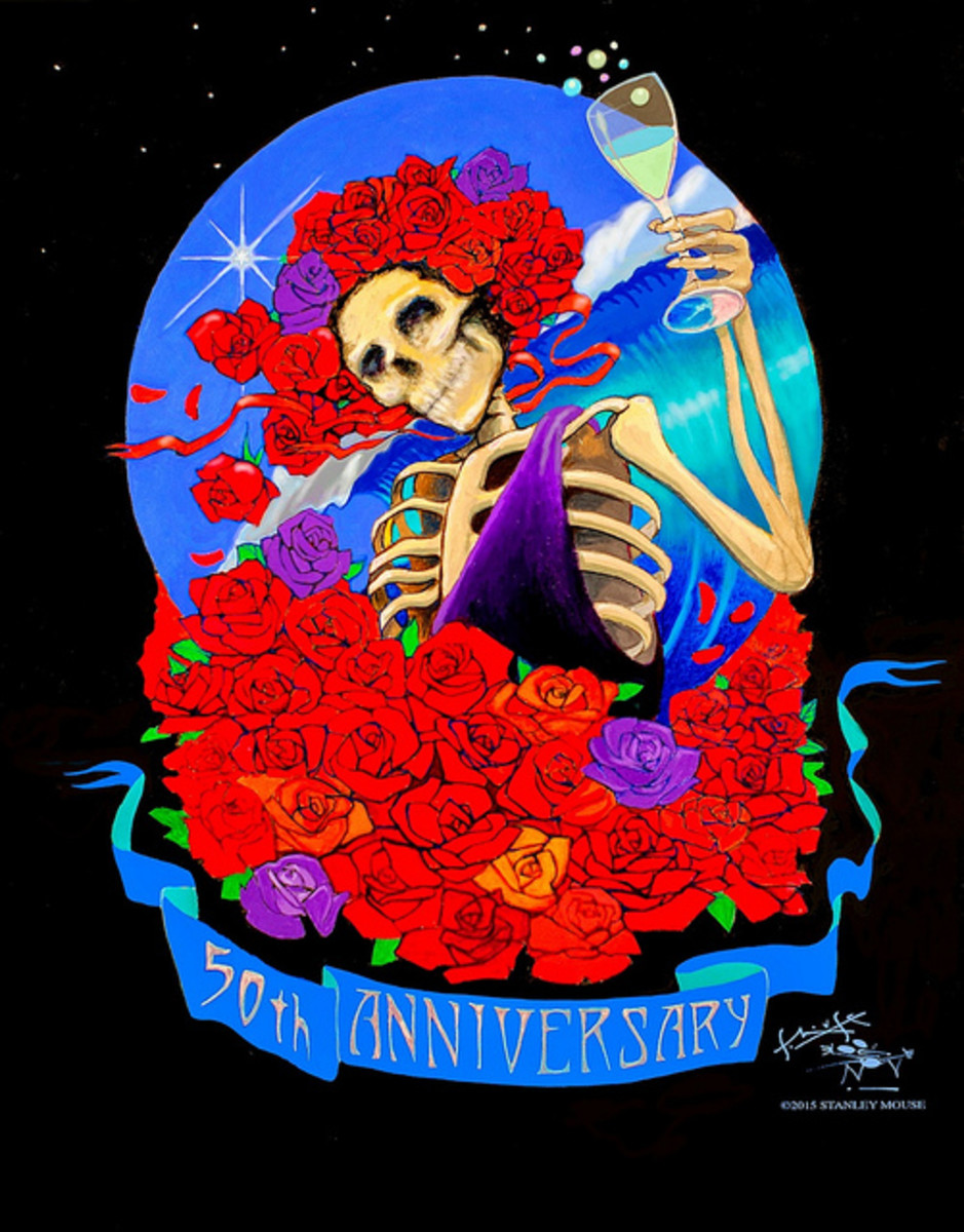 The Grateful Dead 50th Anniversary Fare Thee Well Tour