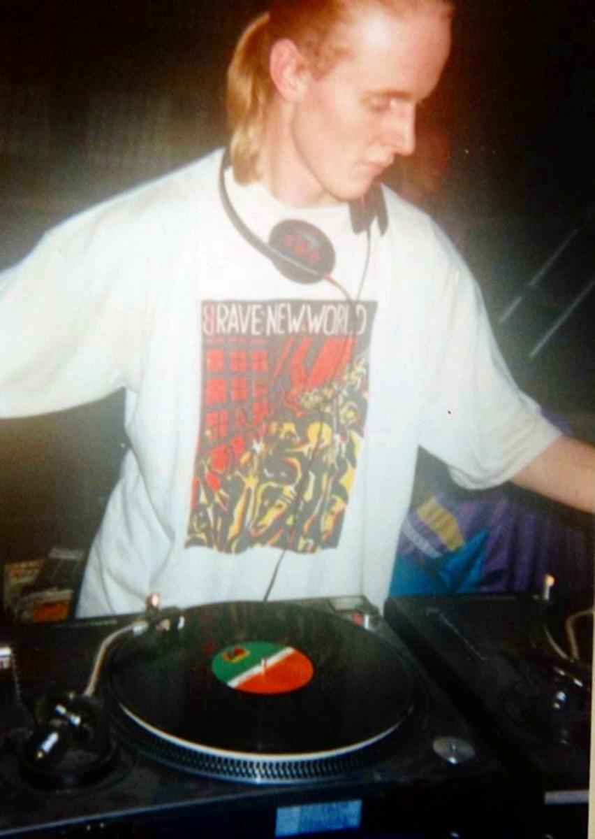 Monroes' DJ, John J.